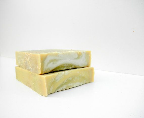 For  this #soap we used olive oil infused with orange ,lemon , chamomile, peppermint, carrots bay bay leaf and turmeric,  coconut oil ,coconut butter for fragrance and extra... #soaps #body #skin #egst #vegan