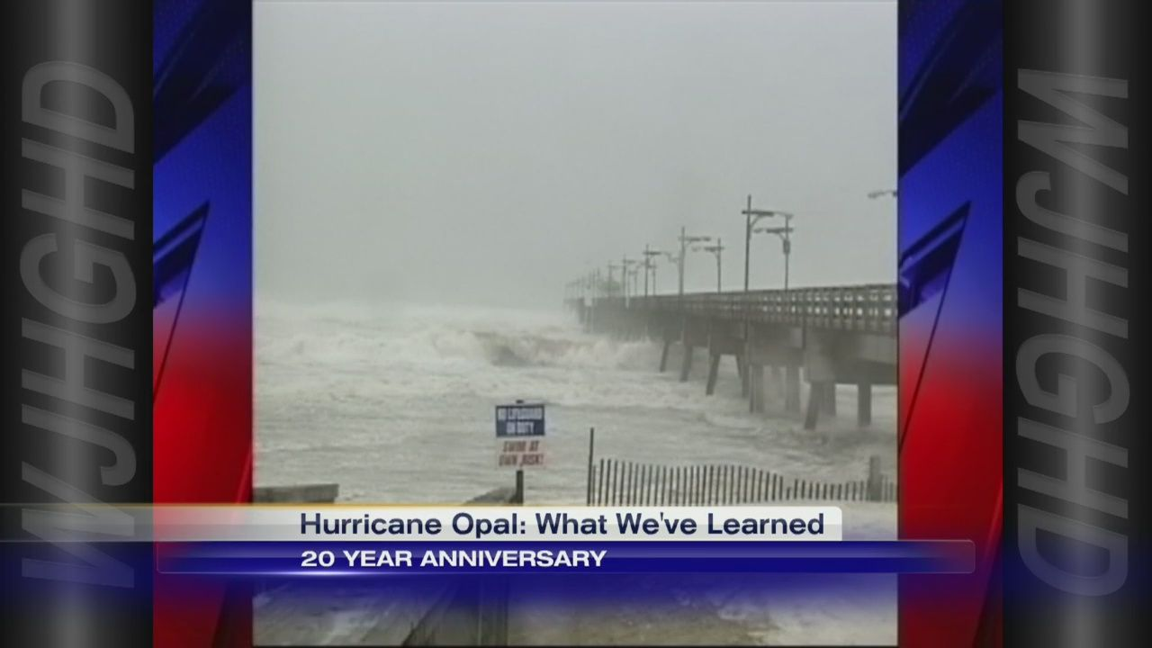Looking Back At Opal What We Ve Learned Storm Hurricane Opal Learning