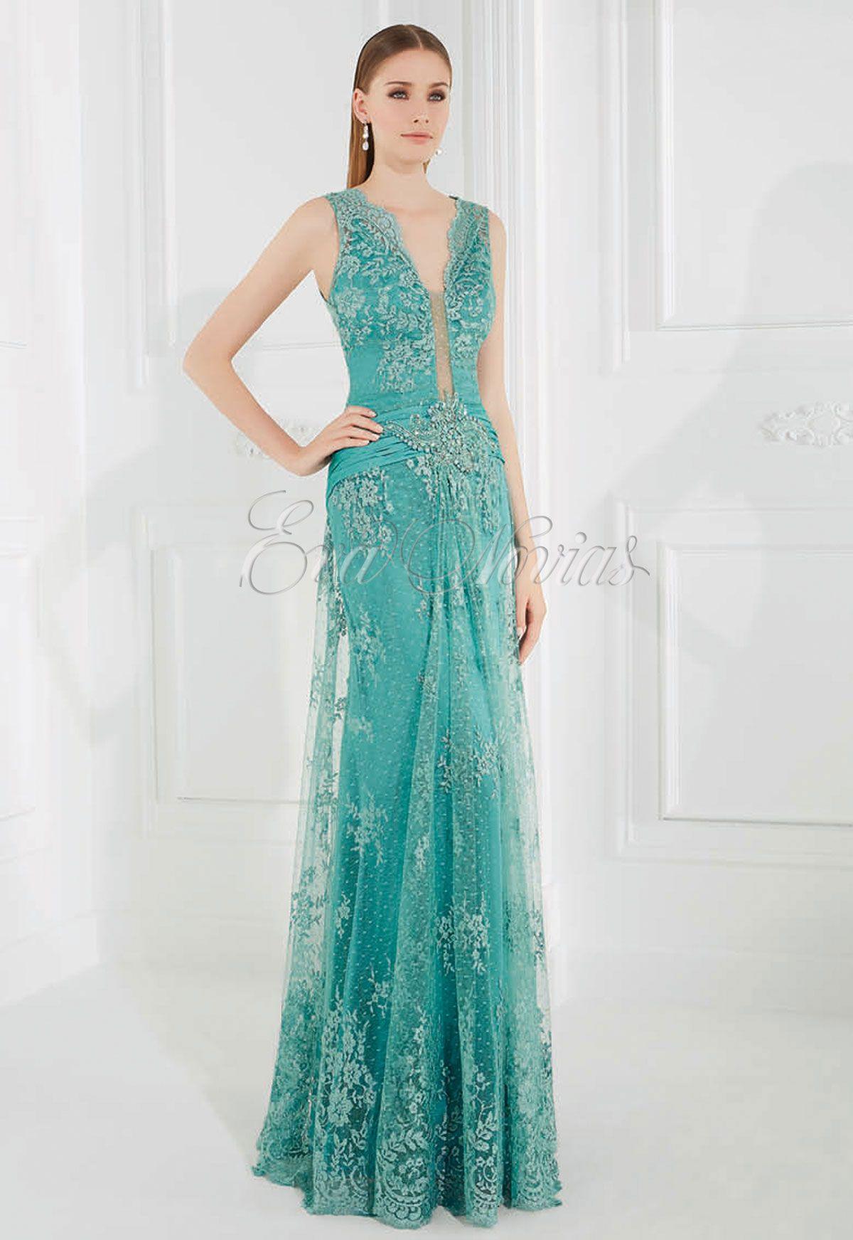 Vestido de fiesta Patricia Avendaño 2016 Modelo 1982 en Eva Novias ...