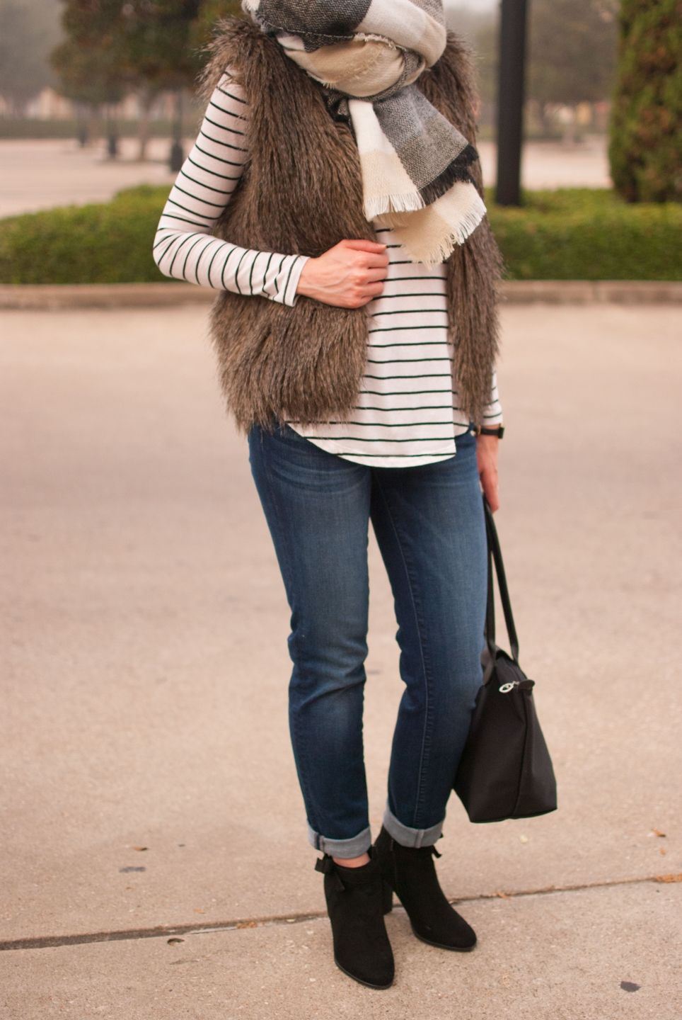 Tips3 Fashion cozy cute winter outfit ideas