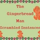 This Christmas Gingerbread Man High Frequency Words Scramble Sentences activity is perfect for practice for 1st and 2nd grade students.     ...
