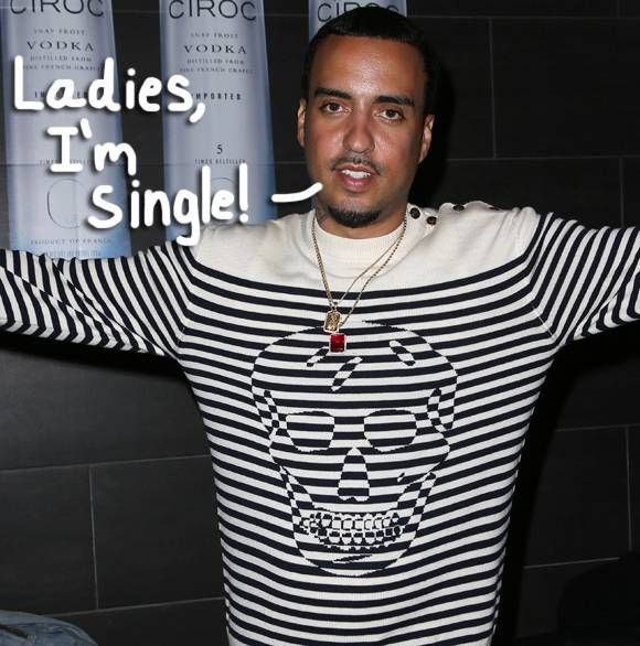 French Montana's Rep Denies The Rapper Is Dating Rich Kids Star Dorothy Wang!