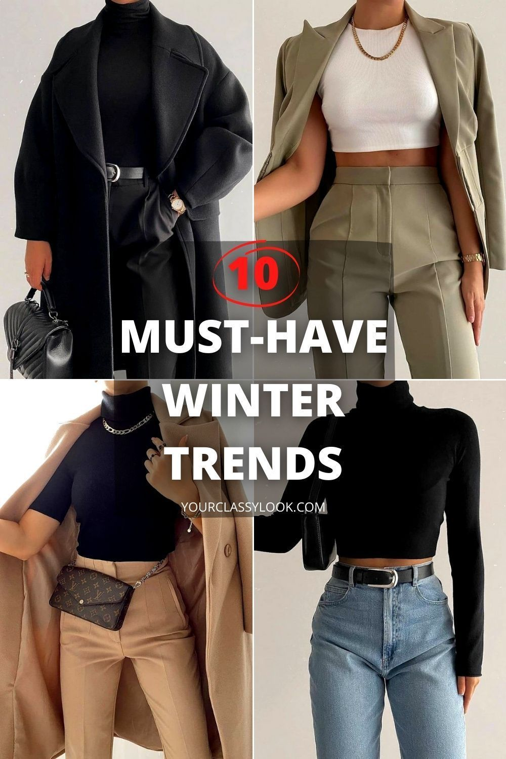8 Key Fashion Trends for Winter 8 - Your Classy Look  Casual