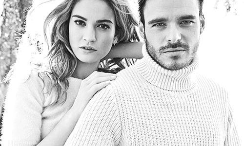 Richard and Lily for People Magazine