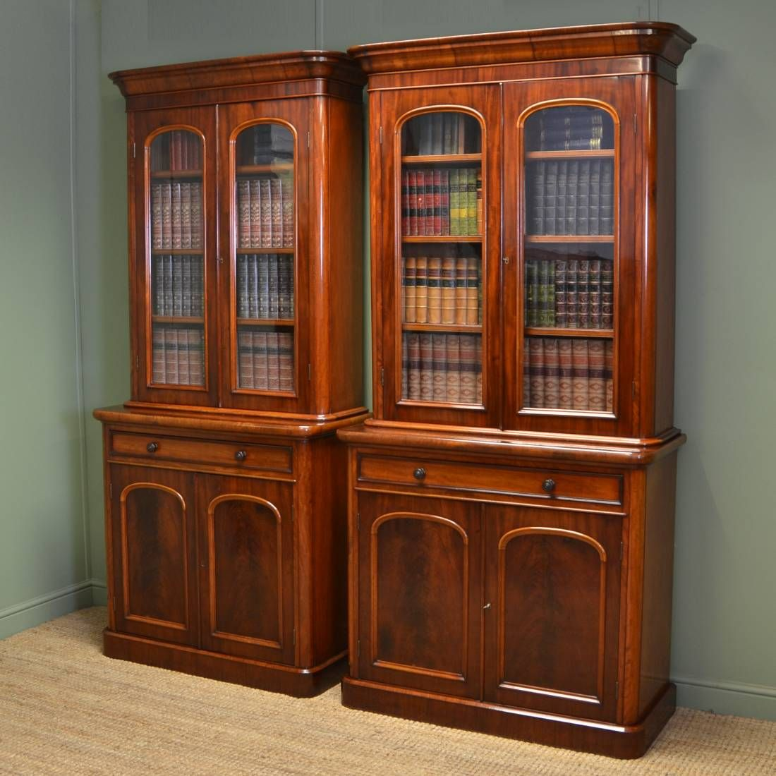 Antique Bookcases For Sale - Buy on