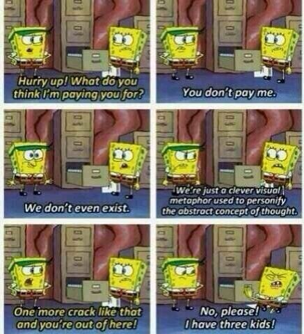 Remember when Spongebob had clever writing? | Memes ...