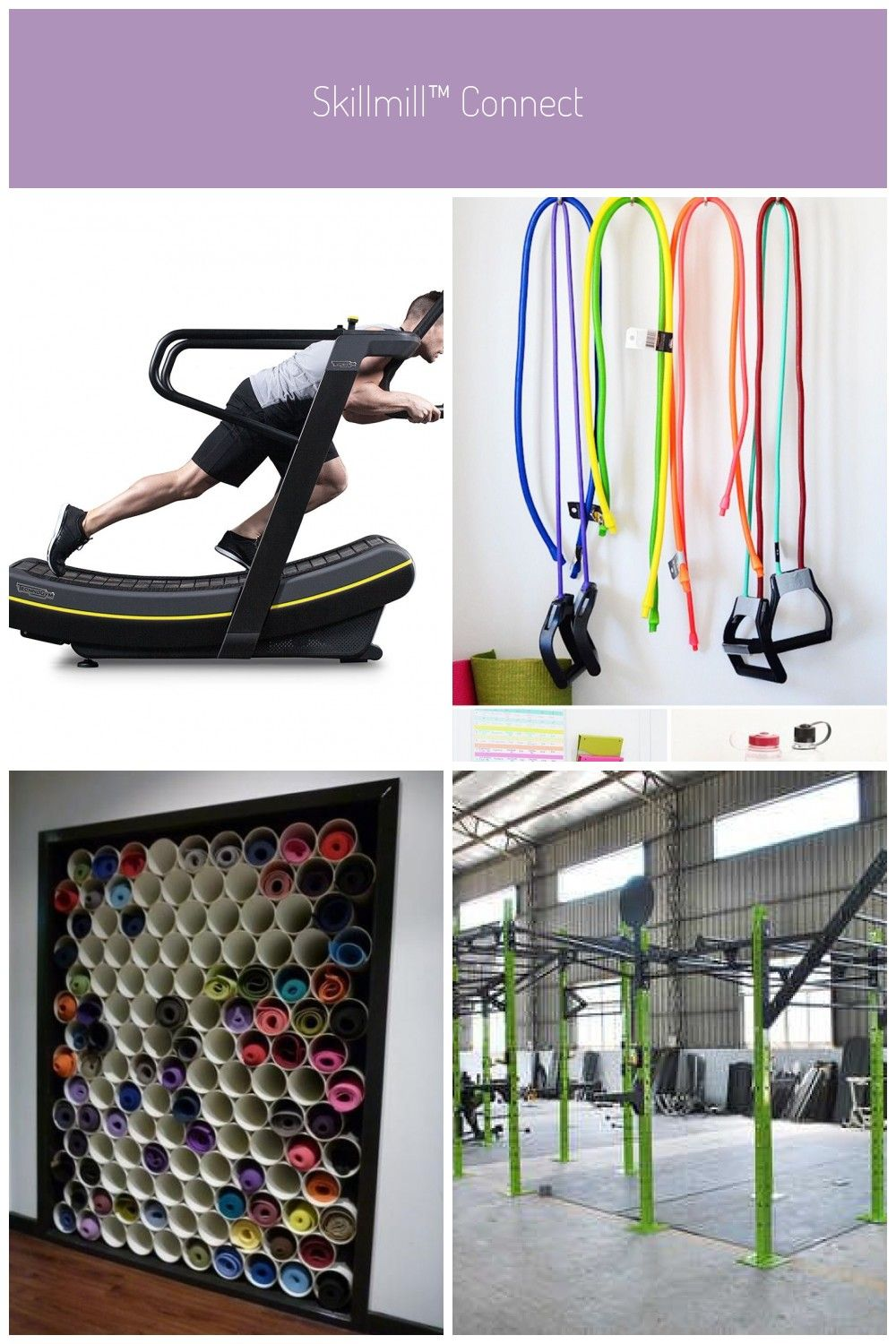 SKILLMILL™ CONNECT - DJK04DT - Business Use #fitness equipment Skillmill™ connect