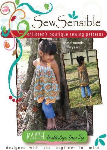 Children\'s Boutique Sewing Patterns for Beginners | zelf naaien ...