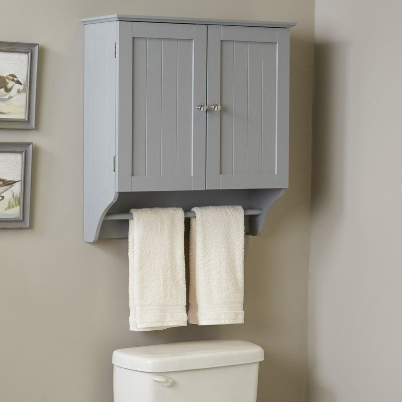 17+ Bathroom storage cabinet over toilet wall mounted ideas