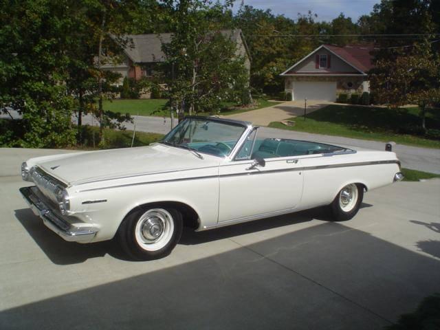 1963 Dodge Polara for sale 2285010 Hemmings Motor News