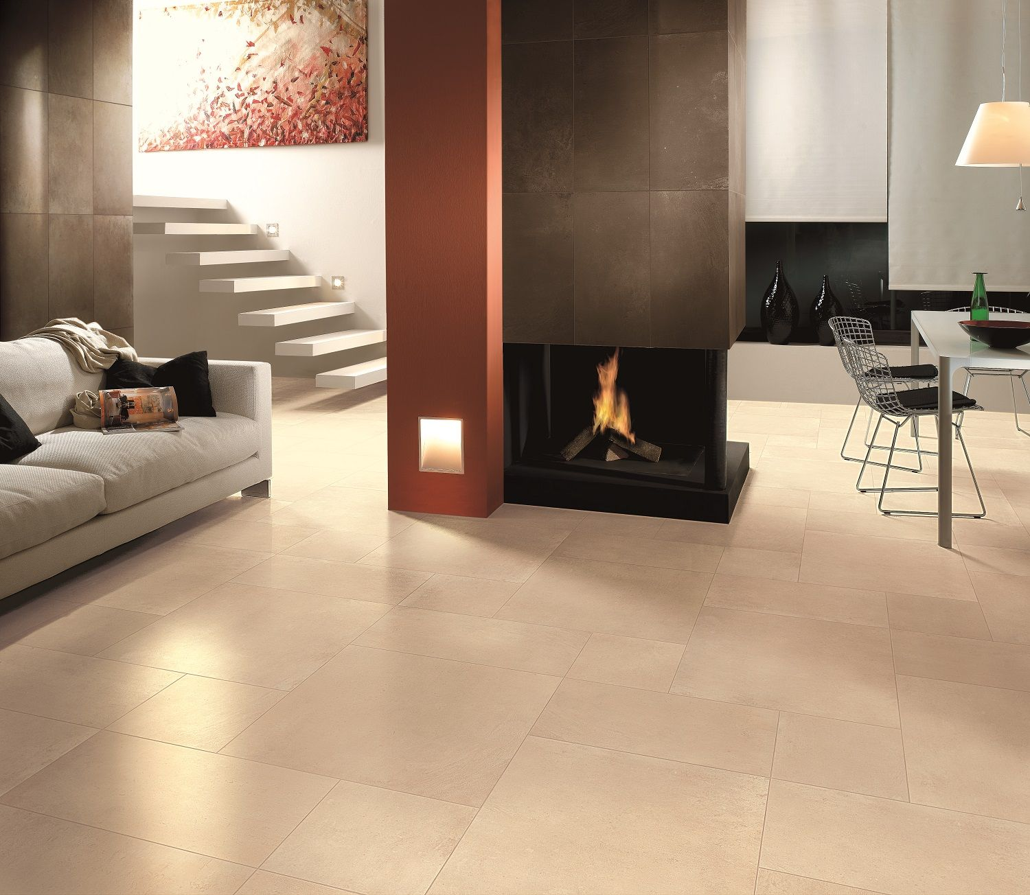 Genesis Shell beige 30x60 | Shell and Beige