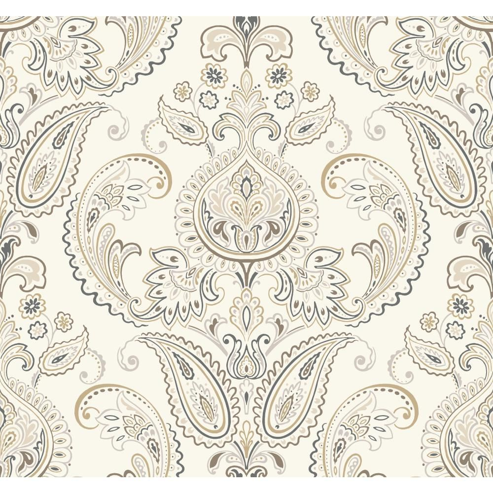 ND7079Candice Olson Inspired Elegance Tasara Wallpaper in