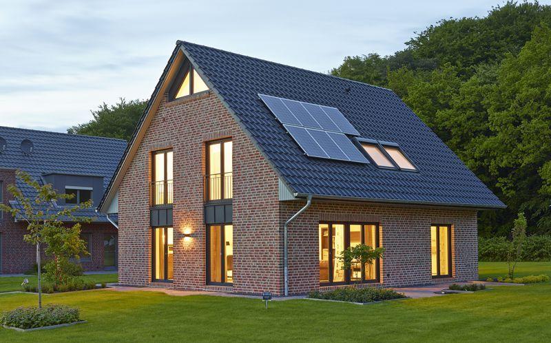 Unser Musterhaus Landhaus 149s Haus bauen, Haus