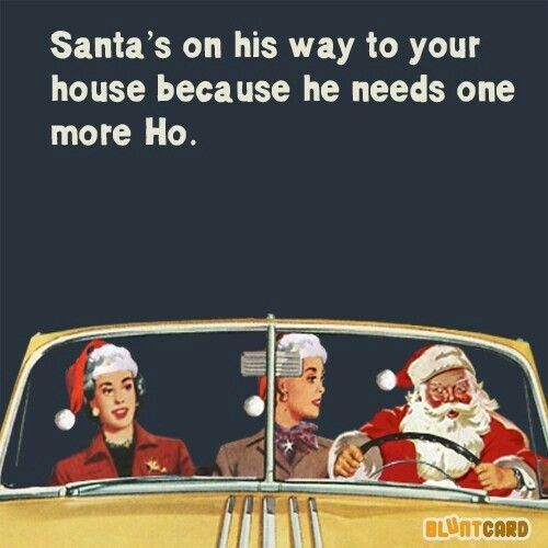 Adult Christmas Humor