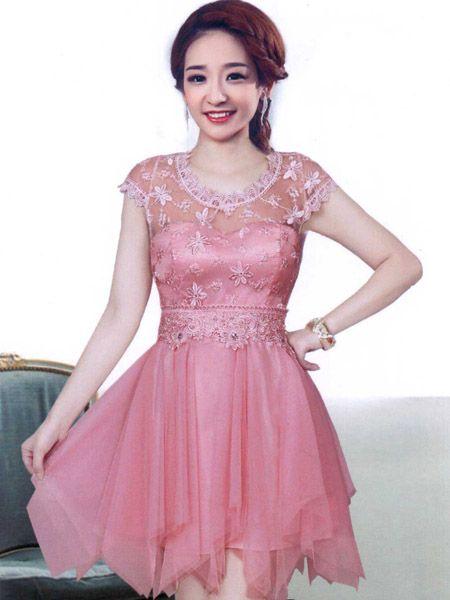 Model Dress A-Line Untuk Pesta Terbaru | Model Busana ...