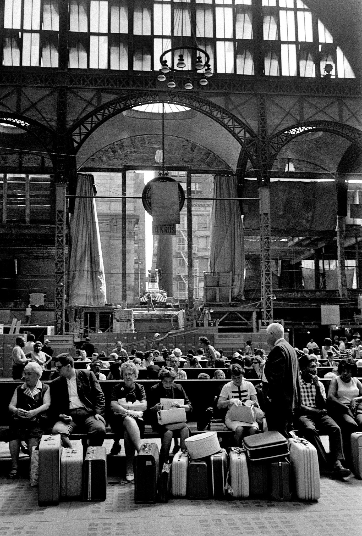 When The Old Penn Station Was Demolished New York Lost Its Faith