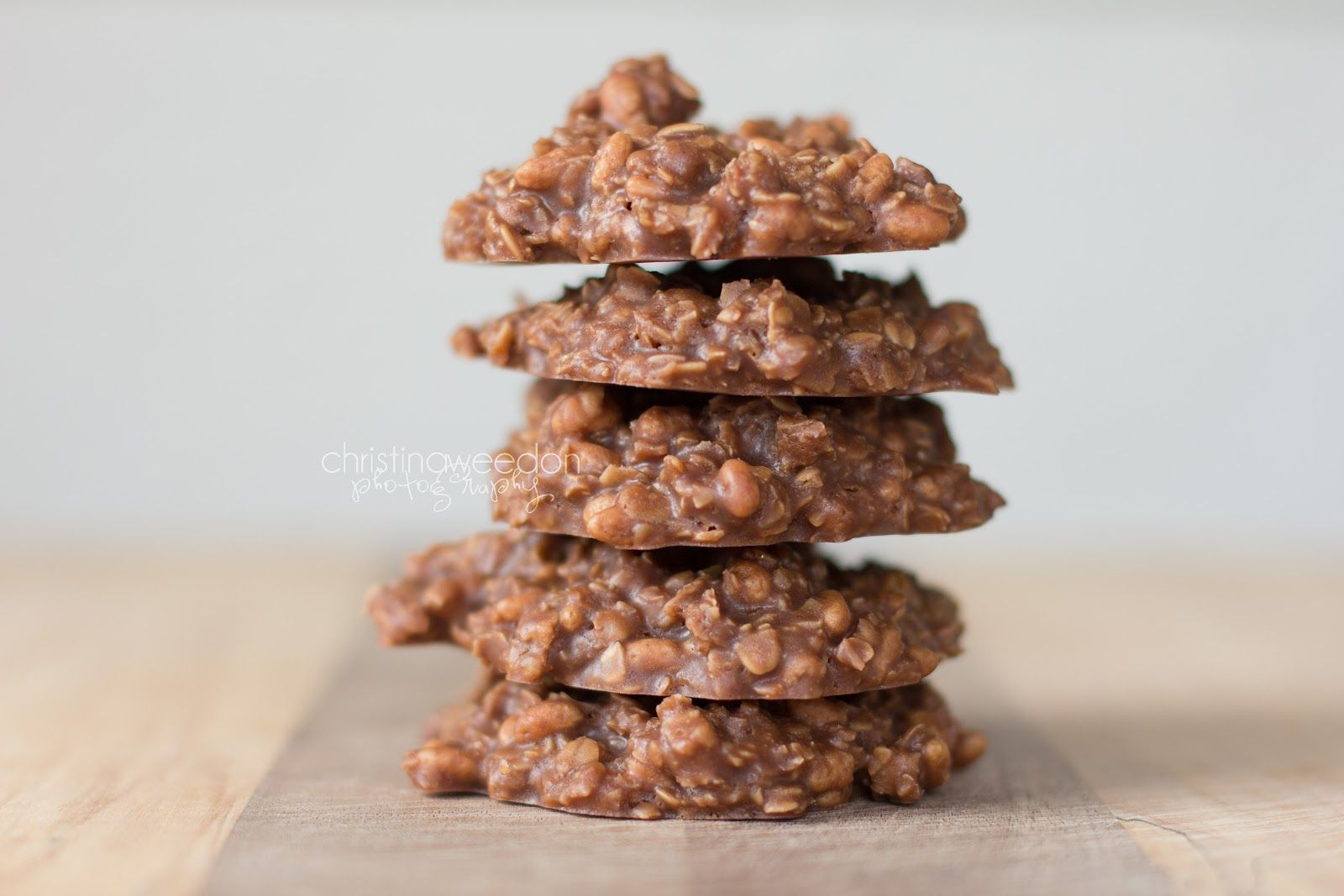 Dandelions on the Wall: Peanut Butter Chocolate No-Bake Cookies {gluten free, soy free, and vegan}