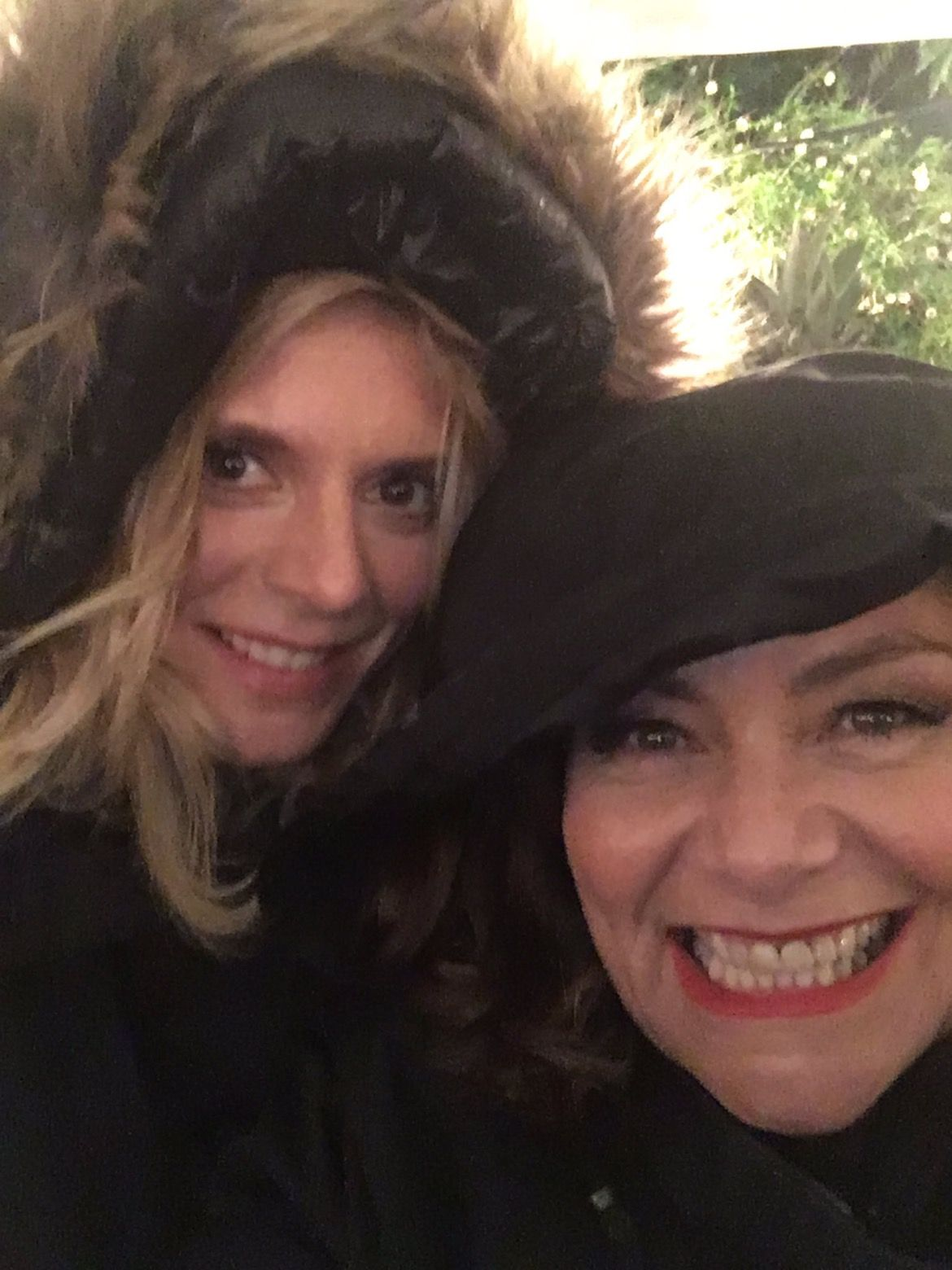 Emilia Fox And Dawn French Emilia Fox