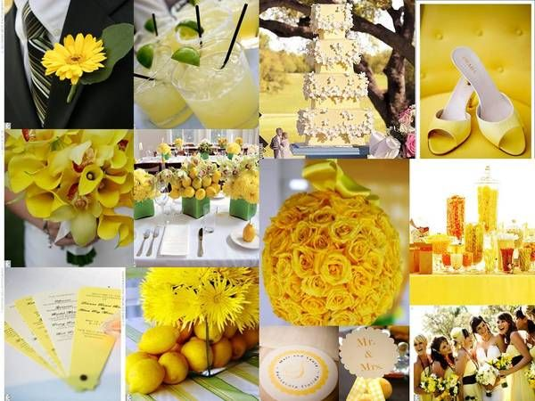 yellow wedding - Cerca con Google