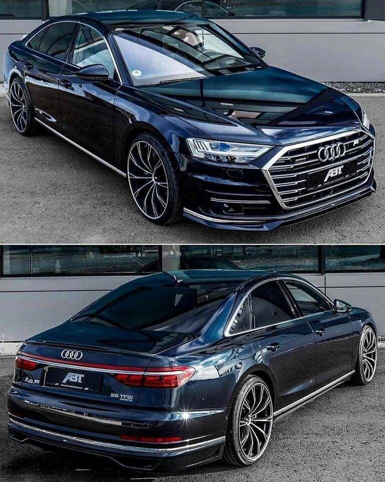 Audi A8 By Abt Sportsline Vwamarokinterior Audi A8 Dream Cars Audi Super Luxury Cars