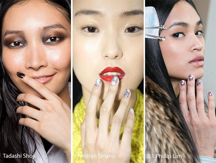 Fall Winter 2016 2017 Nail Trends