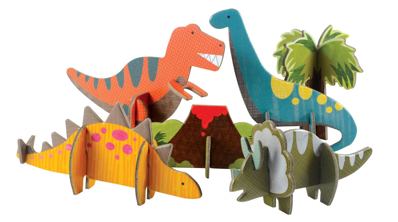 Photo of Pop-Out and Play Dinosaurs