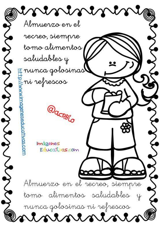 Rutinas libro para colorear y aprender (9) | LectoEscritura ...