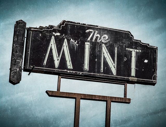 The Mint by Shakes The Clown, via Flickr