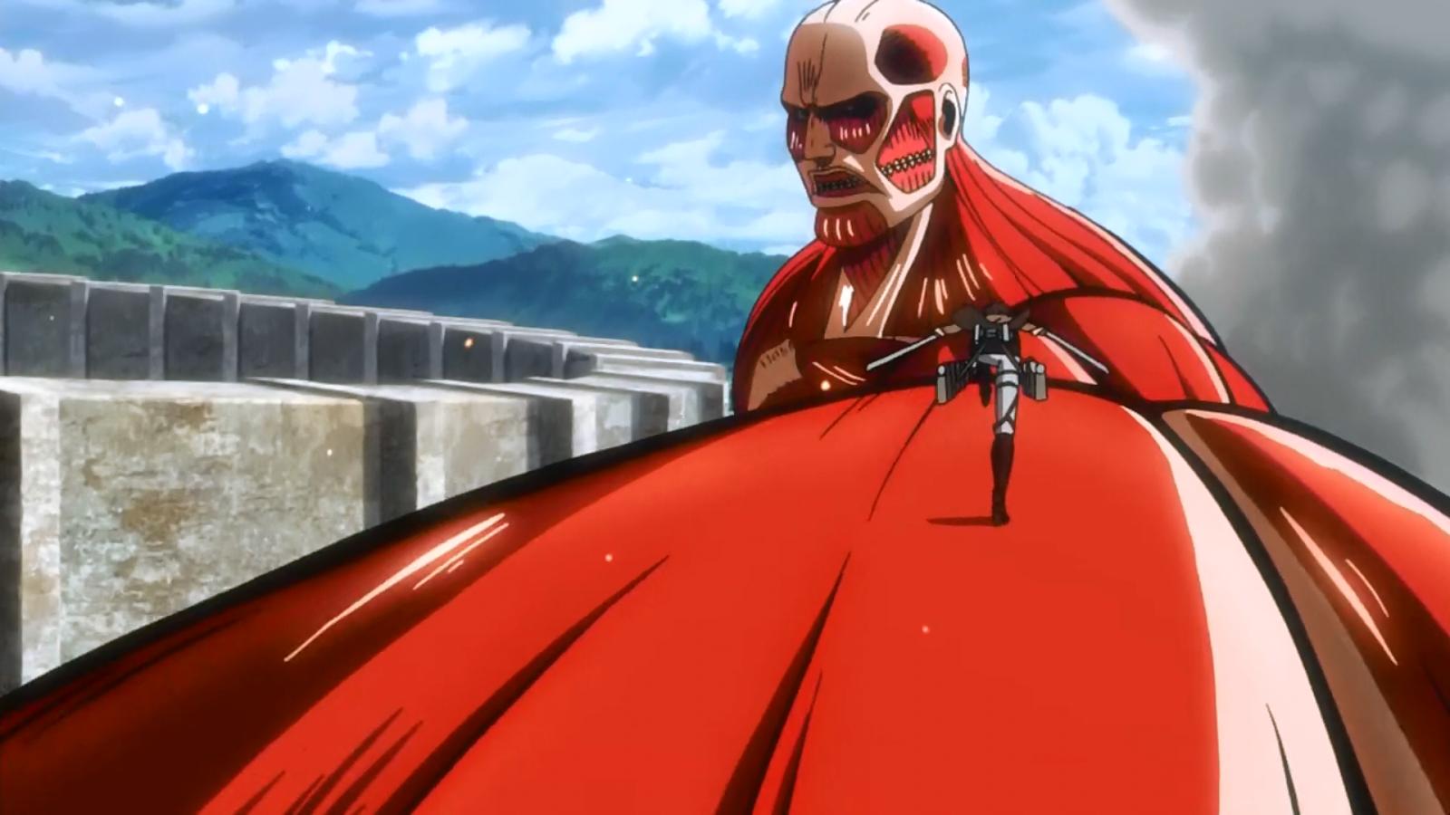 Leftovers of my aot batch. Review zum fantastischen Attack on Titan Anime - http ...