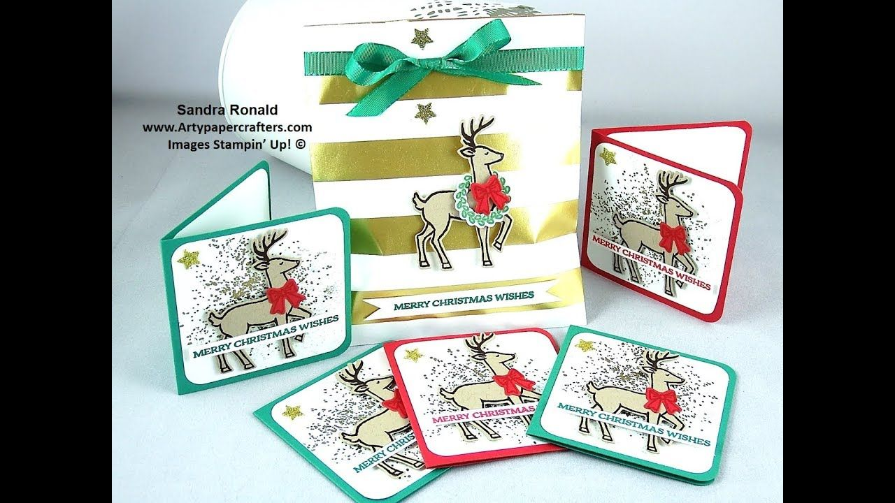 Stampin up christmas gift tags pinterest
