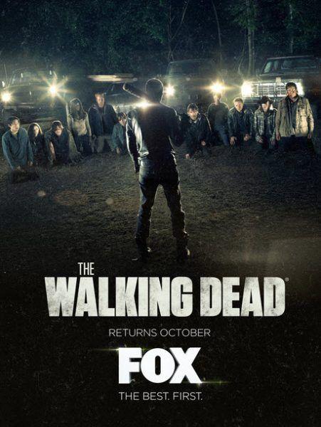 مشاهدة جميع حلقات الموسم السابع مترجمة اون لاين كامل مسلسل The Walking Dead جودة عالية للتحميل The Walking Dead Poster The Walking Dead Tv Walking Dead Season
