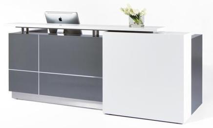 Lexus Reception Counter Office Reception Area Office Reception Table Design Office Reception Design