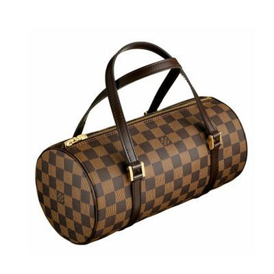 c10ca4bc3ccc LOUIS VUITTON PAPILLON SATCHEL 30 N51303 MONOGRAM CANVAS. Damier canvas