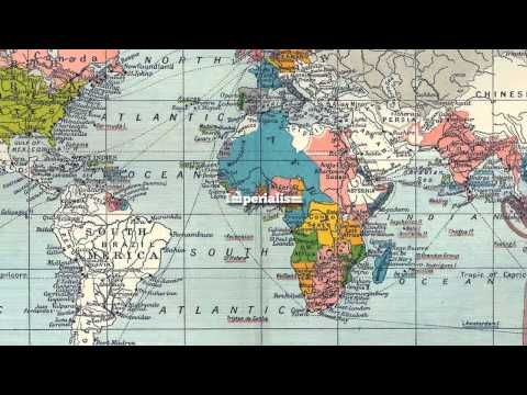 The MAIN Causes Of World War One In Minutes YouTube - World war 1 map activity us history