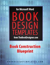 microsoft word templates book