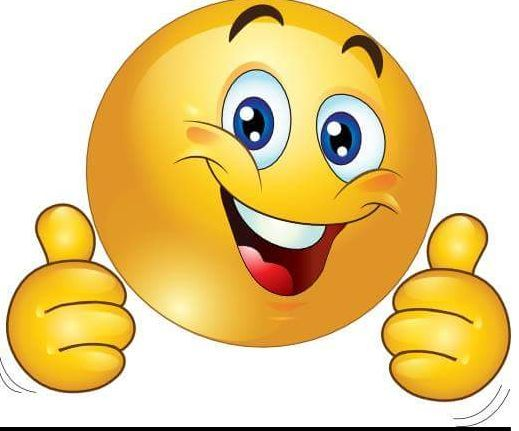 Have A Thumbs Up Day My Friend Good Morning My Friend Good Night My Friend Happy Smiley Smiley Emoticon