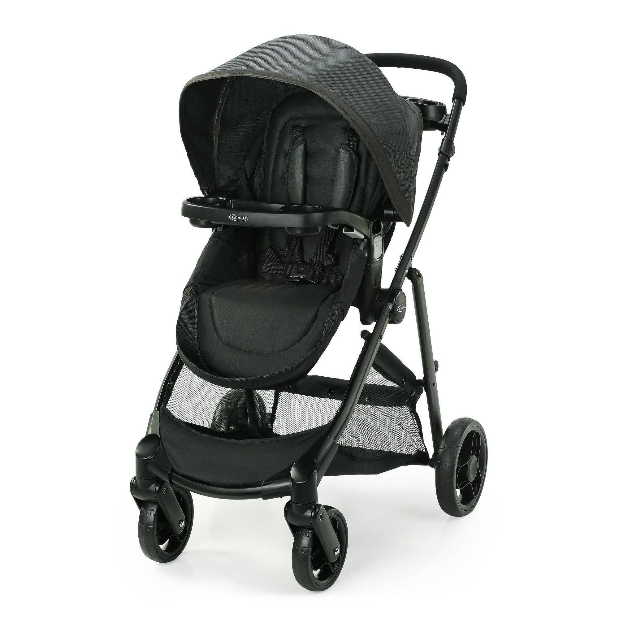 Graco Modes Element Stroller Gotham Baby Strollers Stroller Graco Modes Click Connect Stroller