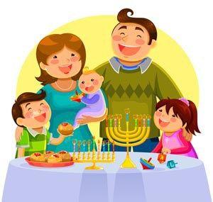The Joyous Festival Of Hanukkah Begins On 25 Kislev Of The Jewish