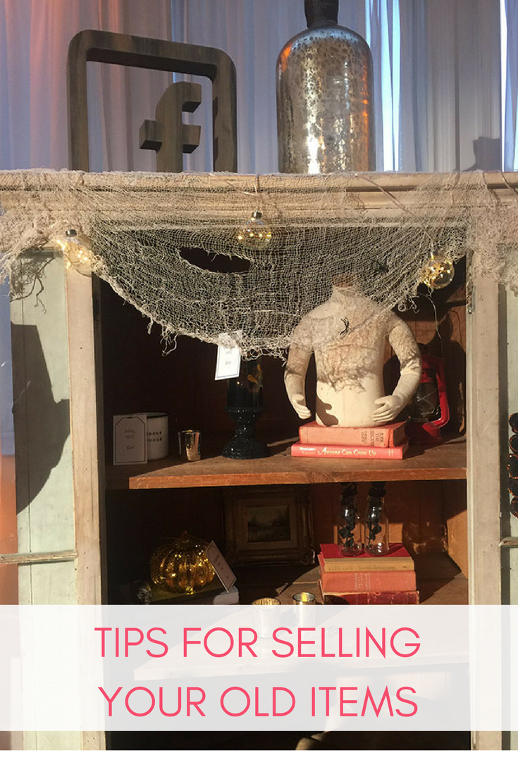 Hone Your Hustle Tips For Selling Old Items Extra Money