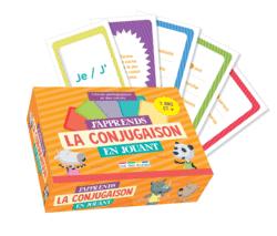 J Apprends La Conjugaison En Jouant 7 Ans Et Plus Nouveautes Catalogue Editions Rue Des Ecoles Il Faut Rire Tout En Conju Conjugaison Dictee Cm1 Ecole