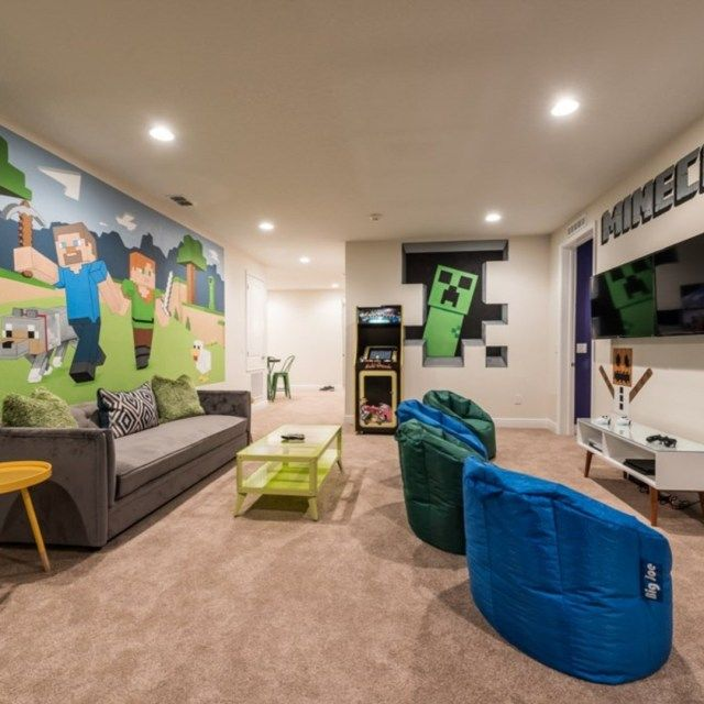 Best Create An Awesome Home Game Room With These 26 Ideas 640 x 480