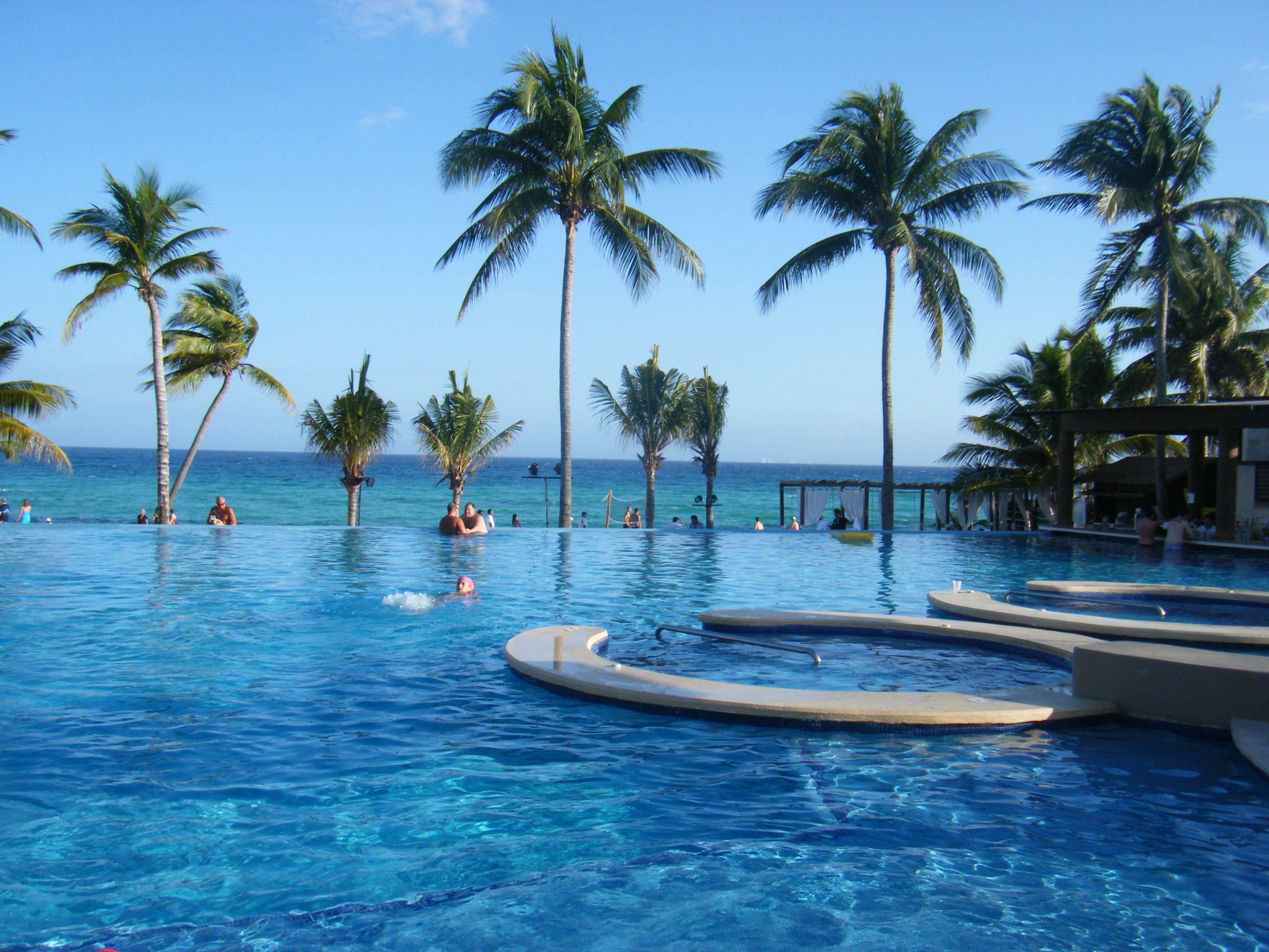 Azul Fives all inclusive resort Playa del Carmen Great