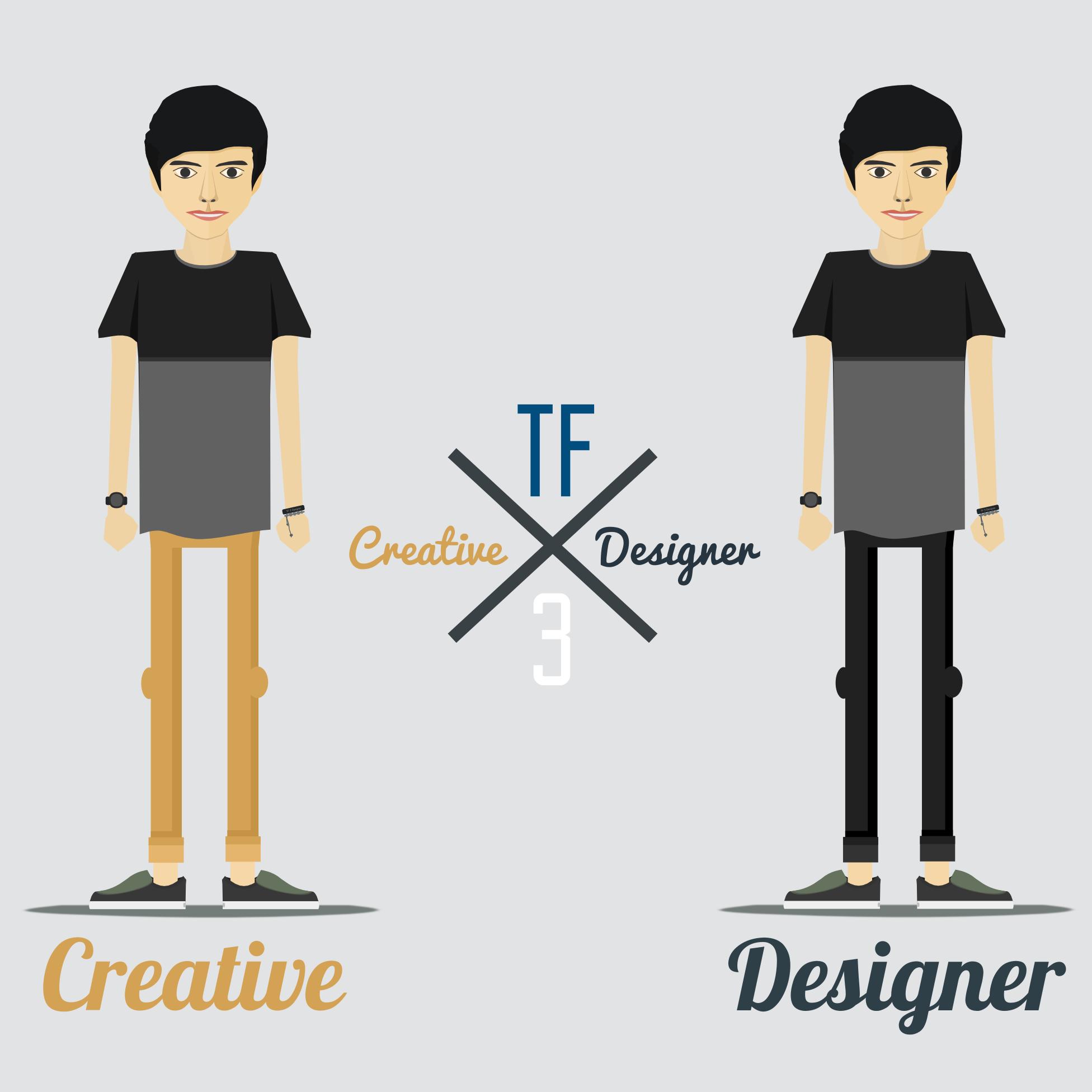 creator and designer art fineart creative creativeart color flat rh pinterest co uk free vector creator logo creator vector