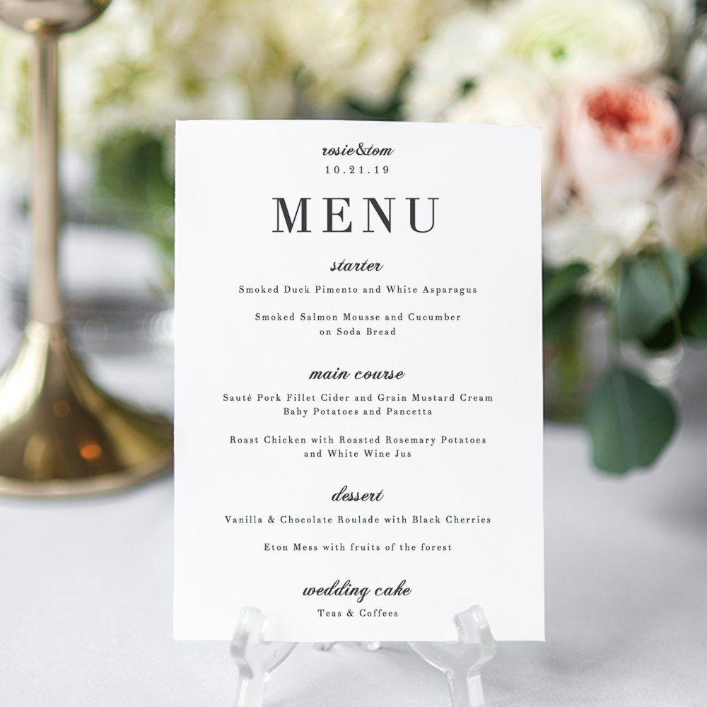 Free printable table numbers greenery wedding wedding