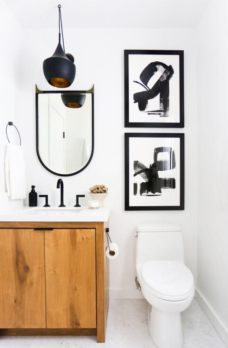 Déco salle de bain design, quelles sont les tendances ? | Pinterest ...
