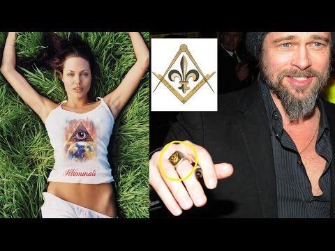 Is brad pitt in the illuminati