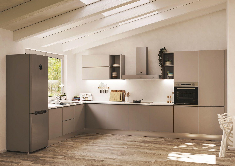 Candy launches smart fridge freezer Kitchen design