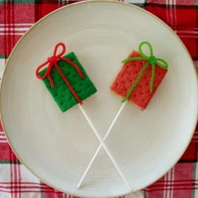 Beautiful Give The Gift Of Su0027mores {Christmas Edible Craft Ideas For Kids}