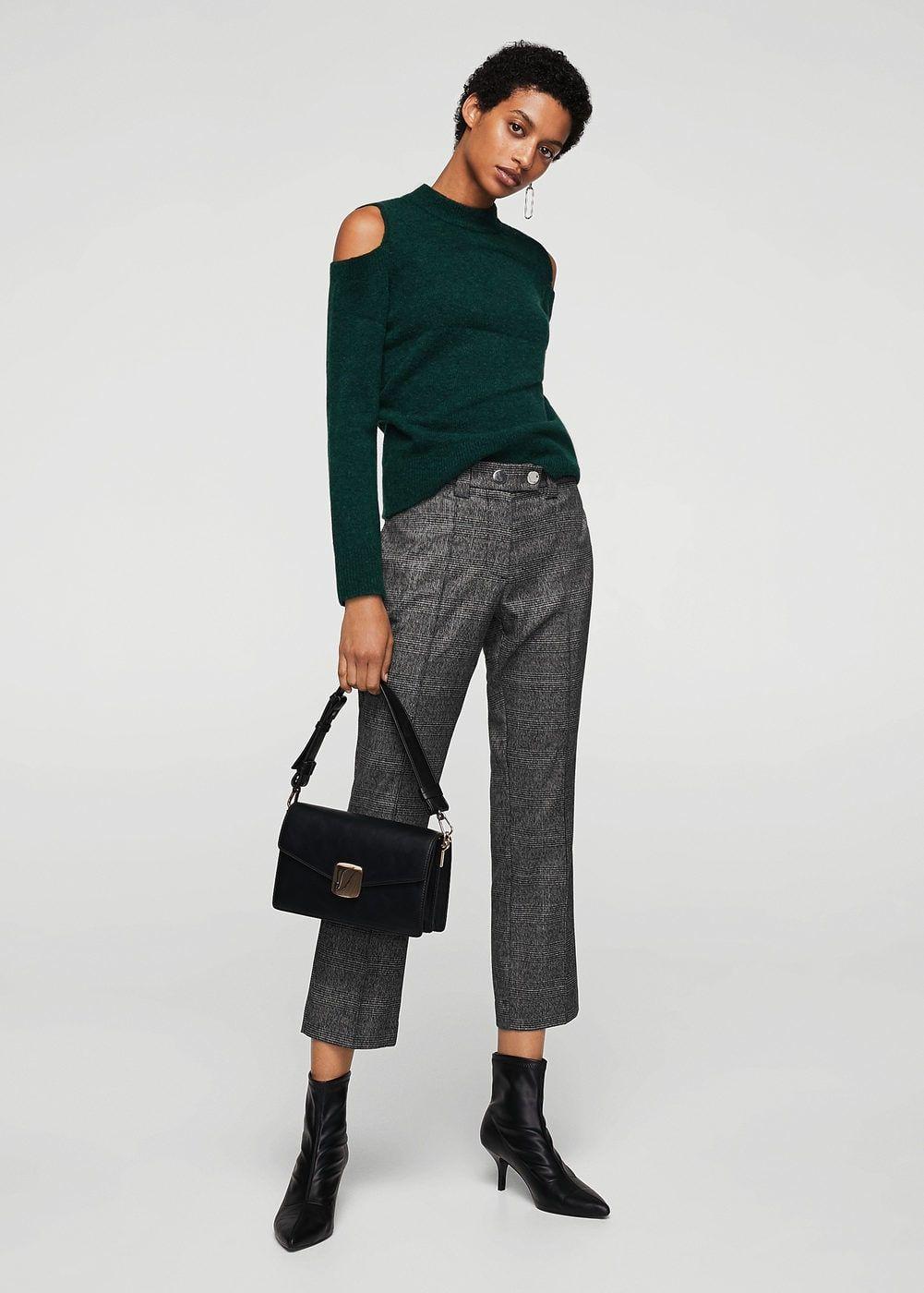 nuevo estilo de vida comprar mejor nueva Pantalón príncipe de gales - Mujer en 2019 | Pantalones ...