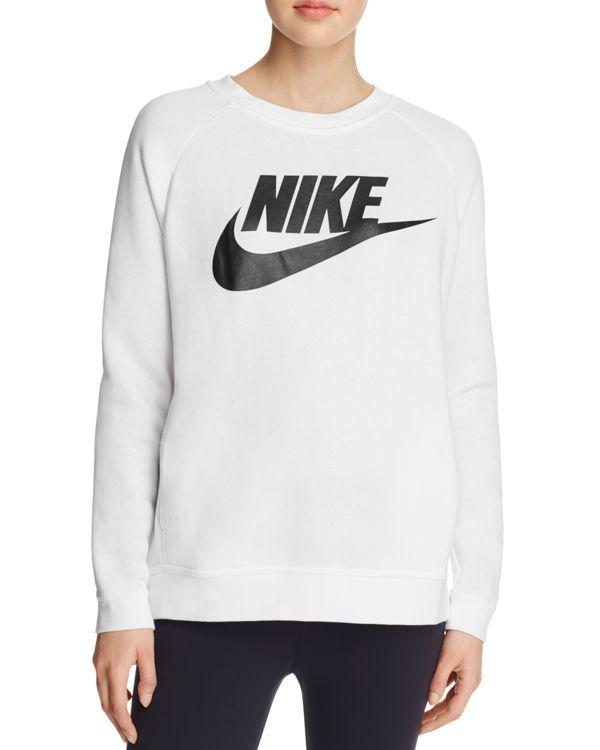 Fruta vegetales Muñeco de peluche Objetado  Nike Swoosh Modern Crewneck Sweatshirt | Crewneck sweatshirt women, Crew  neck sweatshirt, Sweatshirts